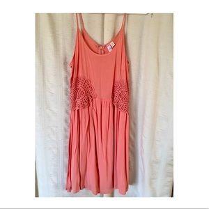 Coral Spring\Summer dress